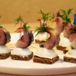 Блюда из селедки