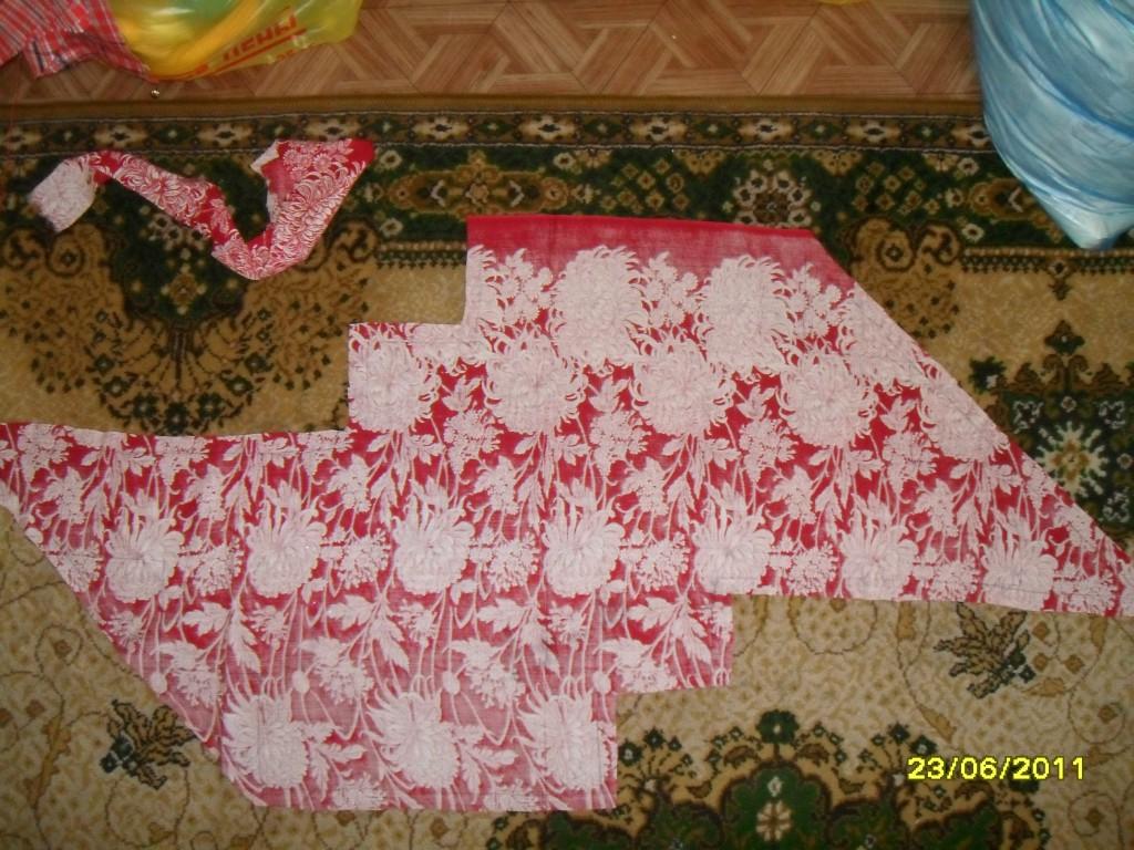 Шьем летнюю сумку 7