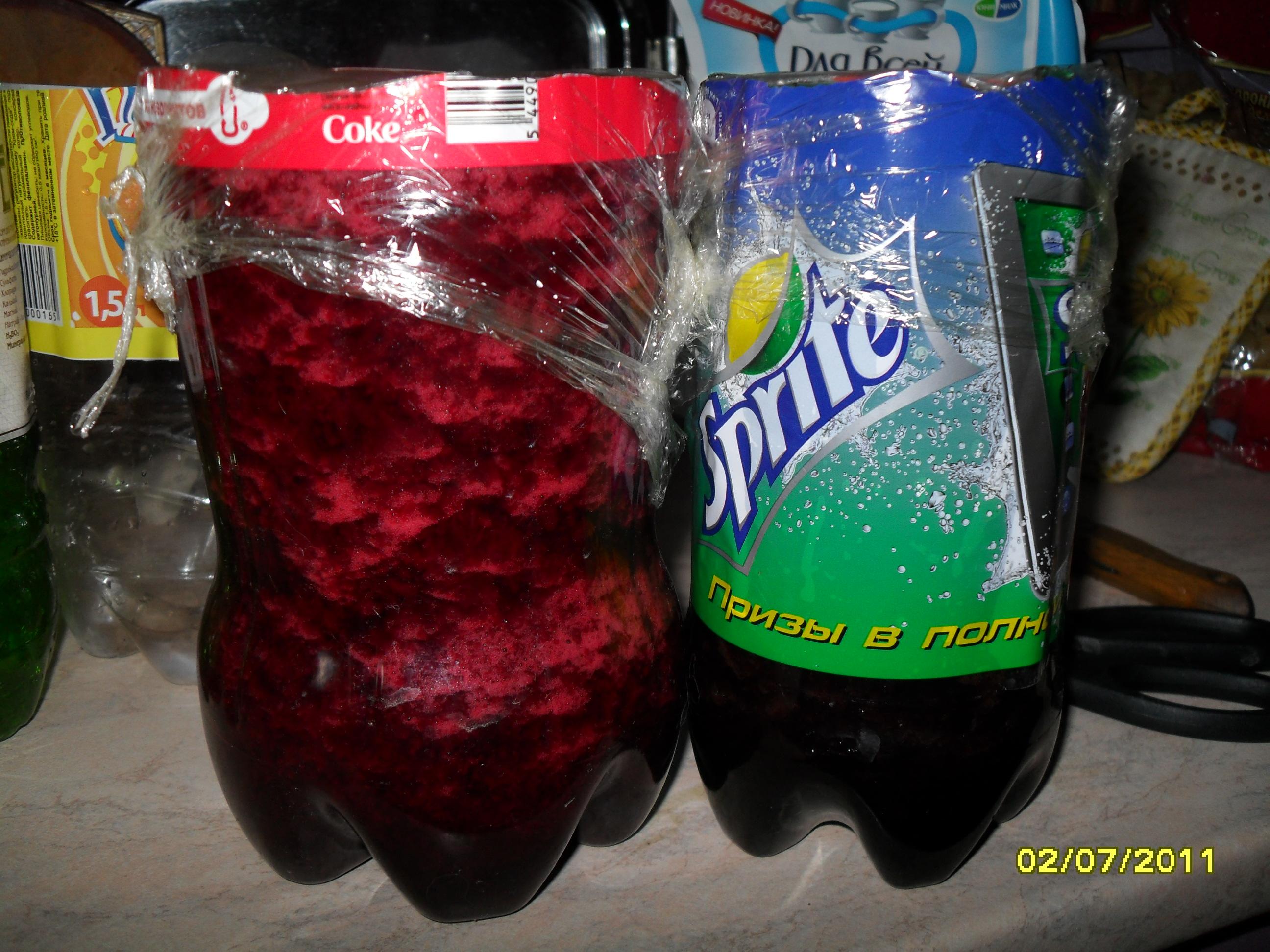 Как правильно замораживать ягоды 1