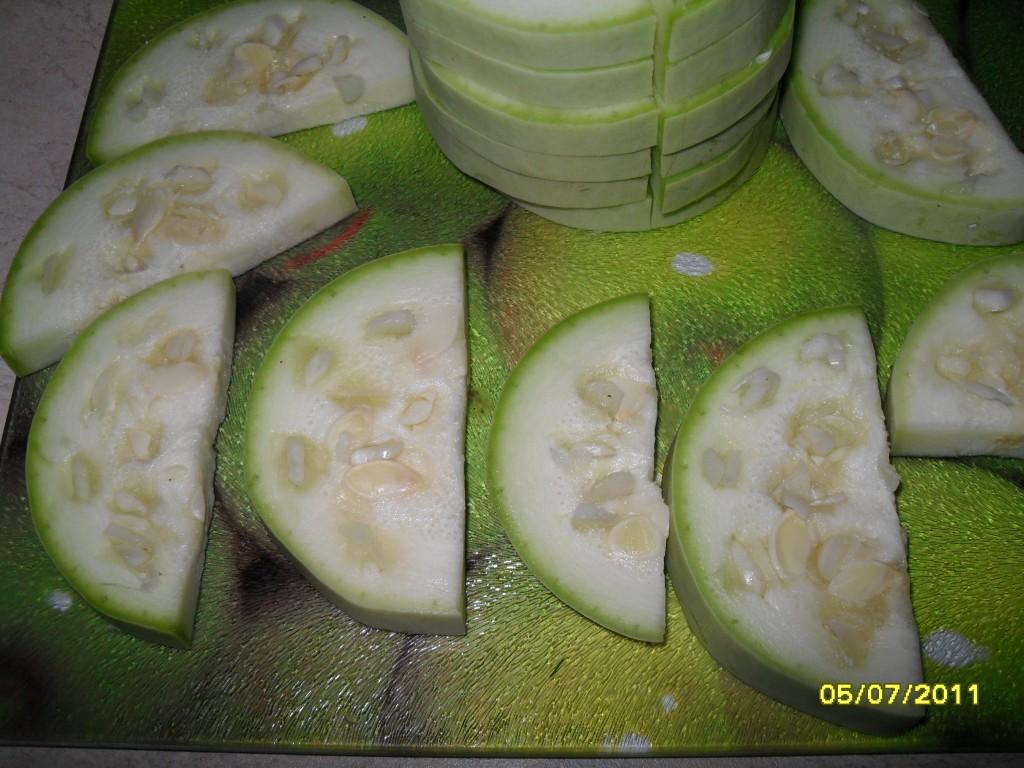Вкусные кабачки 3