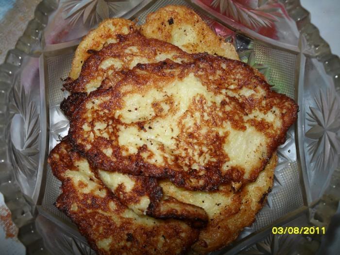 Блюда из кабачка (фото)