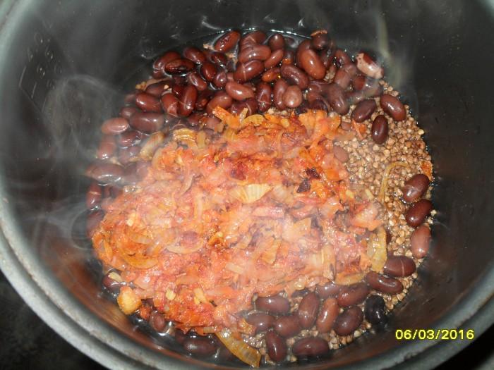 Как приготовить вкусную гречку