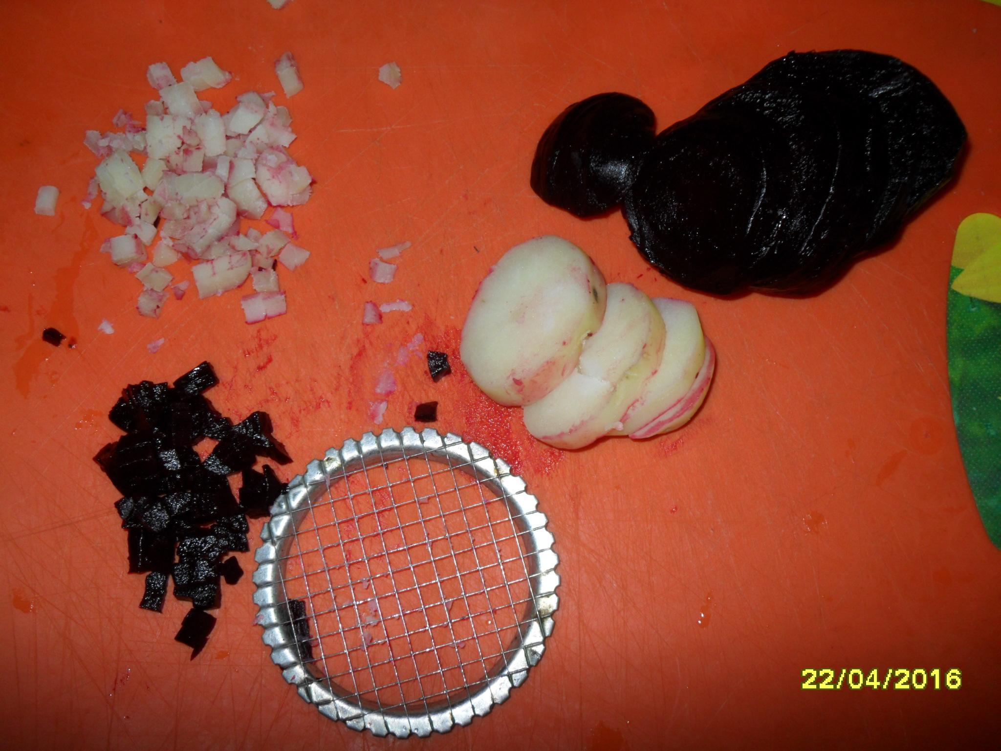 Как приготовить винегрет
