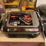 гриль, электрогриль, духовка, редмонд, Redmond SteakMaster