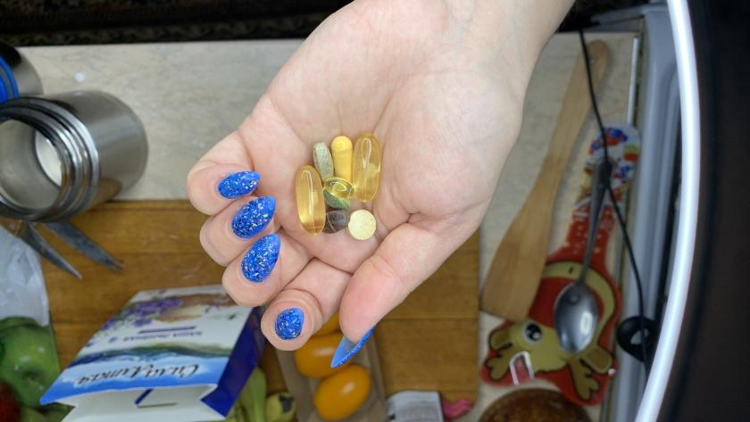 натуральные витамины, nutrilite